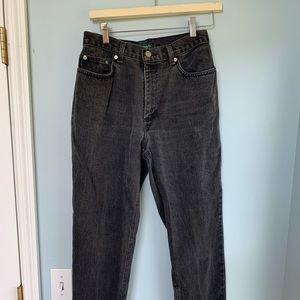 Ralph Lauren Jeans dark denim size 8 petite